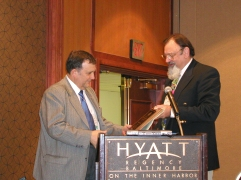 Business Meeting, SSP Annual Meeting, Baltimore, MD, May 2003